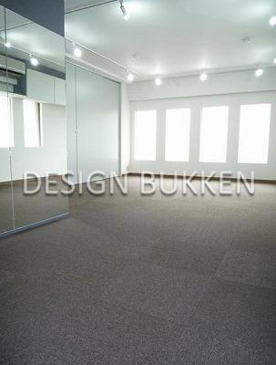 室内スペース:窓方向