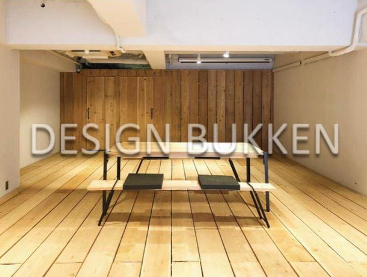 室内スペース: 1フローリング床