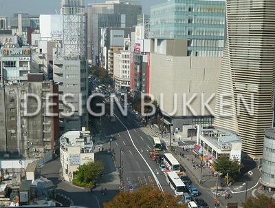 眺望: 銀座・有楽町方面を正面に一望